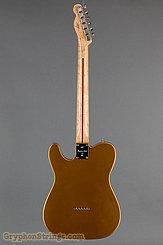2002 Fender Guitar Danny Gatton Signature Telecaster Frost Gold Image 5
