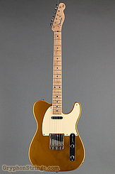 2002 Fender Guitar Danny Gatton Signature Telecaster Frost Gold Image 9