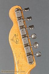2016 Fender Guitar 20th Anniversary Nocaster Relic Masterbuilt Image 15