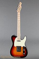 2008 Fender Guitar American Deluxe Telecaster Sunburst Image 1