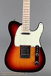 2008 Fender Guitar American Deluxe Telecaster Sunburst Image 10