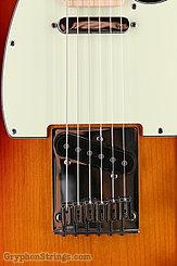 2008 Fender Guitar American Deluxe Telecaster Sunburst Image 11