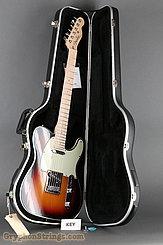 2008 Fender Guitar American Deluxe Telecaster Sunburst Image 19