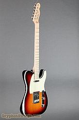 2008 Fender Guitar American Deluxe Telecaster Sunburst Image 2