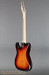 2008 Fender Guitar American Deluxe Telecaster Sunburst Image 4