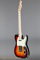 2008 Fender Guitar American Deluxe Telecaster Sunburst Image 8