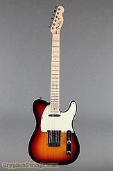 2008 Fender Guitar American Deluxe Telecaster Sunburst Image 9