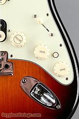 2015 Fender Guitar Stratocaster Elite Sunburst HSS Image 14