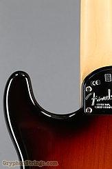 2015 Fender Guitar Stratocaster Elite Sunburst HSS Image 16