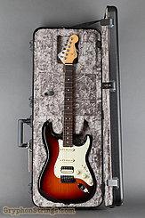 2015 Fender Guitar Stratocaster Elite Sunburst HSS Image 27