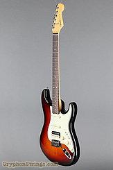 2015 Fender Guitar Stratocaster Elite Sunburst HSS Image 6