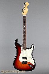 2015 Fender Guitar Stratocaster Elite Sunburst HSS Image 7