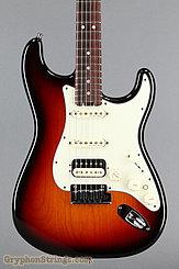 2015 Fender Guitar Stratocaster Elite Sunburst HSS Image 8