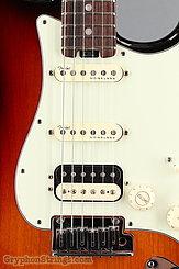 2015 Fender Guitar Stratocaster Elite Sunburst HSS Image 9