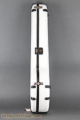Calton Case Reso Banjo Case, White/Green NEW Image 2