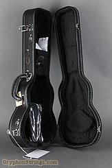 Kala Case Concert archtop case, black NEW Image 5
