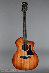 2016 Taylor Guitar 224ce-K DLX Image 9