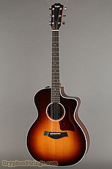 Taylor Guitar 214ce-SB DLX NEW Image 1