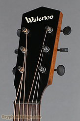 Waterloo Guitar WL-14 L, Sunburst, Carbon Tbar NEW Image 14