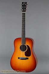 Collings Guitar D1 Traditional Sunburst, Baked ...
