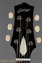 Collings Guitar 360 LT, Mastery Bridge, Olympic White NEW Image 13