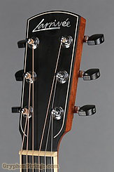 2010 Larrivee Guitar P-09 Flamed Maple Image 14