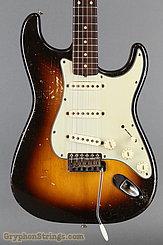 1960 Fender Guitar Stratocaster sunburst, one-owner Image 10