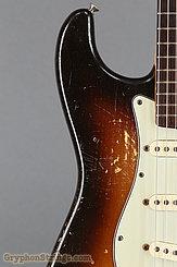 1960 Fender Guitar Stratocaster sunburst, one-owner Image 12