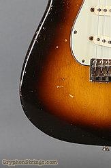 1960 Fender Guitar Stratocaster sunburst, one-owner Image 14