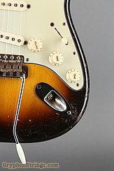 1960 Fender Guitar Stratocaster sunburst, one-owner Image 15