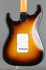 1960 Fender Guitar Stratocaster sunburst, one-owner Image 16