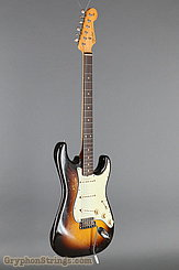 1960 Fender Guitar Stratocaster sunburst, one-owner Image 2