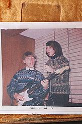 1960 Fender Guitar Stratocaster sunburst, one-owner Image 27