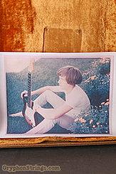 1960 Fender Guitar Stratocaster sunburst, one-owner Image 28