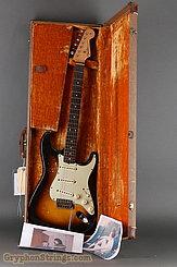 1960 Fender Guitar Stratocaster sunburst, one-owner Image 29