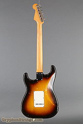 1960 Fender Guitar Stratocaster sunburst, one-owner Image 5
