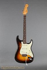 1960 Fender Guitar Stratocaster sunburst, one-owner Image 9