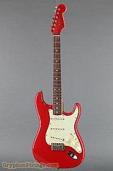 2012 Fender Guitar 1960 Stratocaster Relic Dakota Red/matching headstock