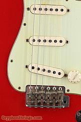 2012 Fender Guitar 1960 Stratocaster Relic Dakota Red/matching headstock Image 11