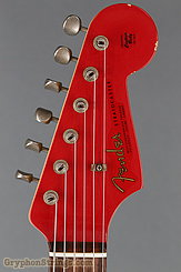 2012 Fender Guitar 1960 Stratocaster Relic Dakota Red/matching headstock Image 13