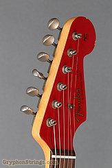 2012 Fender Guitar 1960 Stratocaster Relic Dakota Red/matching headstock Image 14