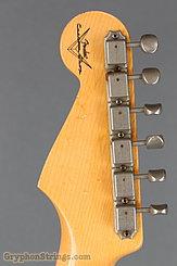 2012 Fender Guitar 1960 Stratocaster Relic Dakota Red/matching headstock Image 15