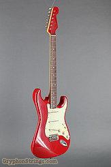 2012 Fender Guitar 1960 Stratocaster Relic Dakota Red/matching headstock Image 2