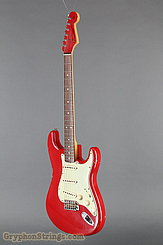 2012 Fender Guitar 1960 Stratocaster Relic Dakota Red/matching headstock Image 8