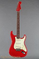 2012 Fender Guitar 1960 Stratocaster Relic Dakota Red/matching headstock Image 9
