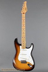 2007 Suhr Guitar Classic Antique Sunburst