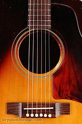 1968 Gibson Guitar J-45 Sunburst Image 11