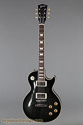2008 Gibson Guitar '59 Les Paul Historic Reissue-Transparent Black