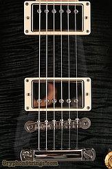 2008 Gibson Guitar '59 Les Paul Historic Reissue-Transparent Black Image 11