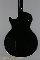 2008 Gibson Guitar '59 Les Paul Historic Reissue-Transparent Black Image 12